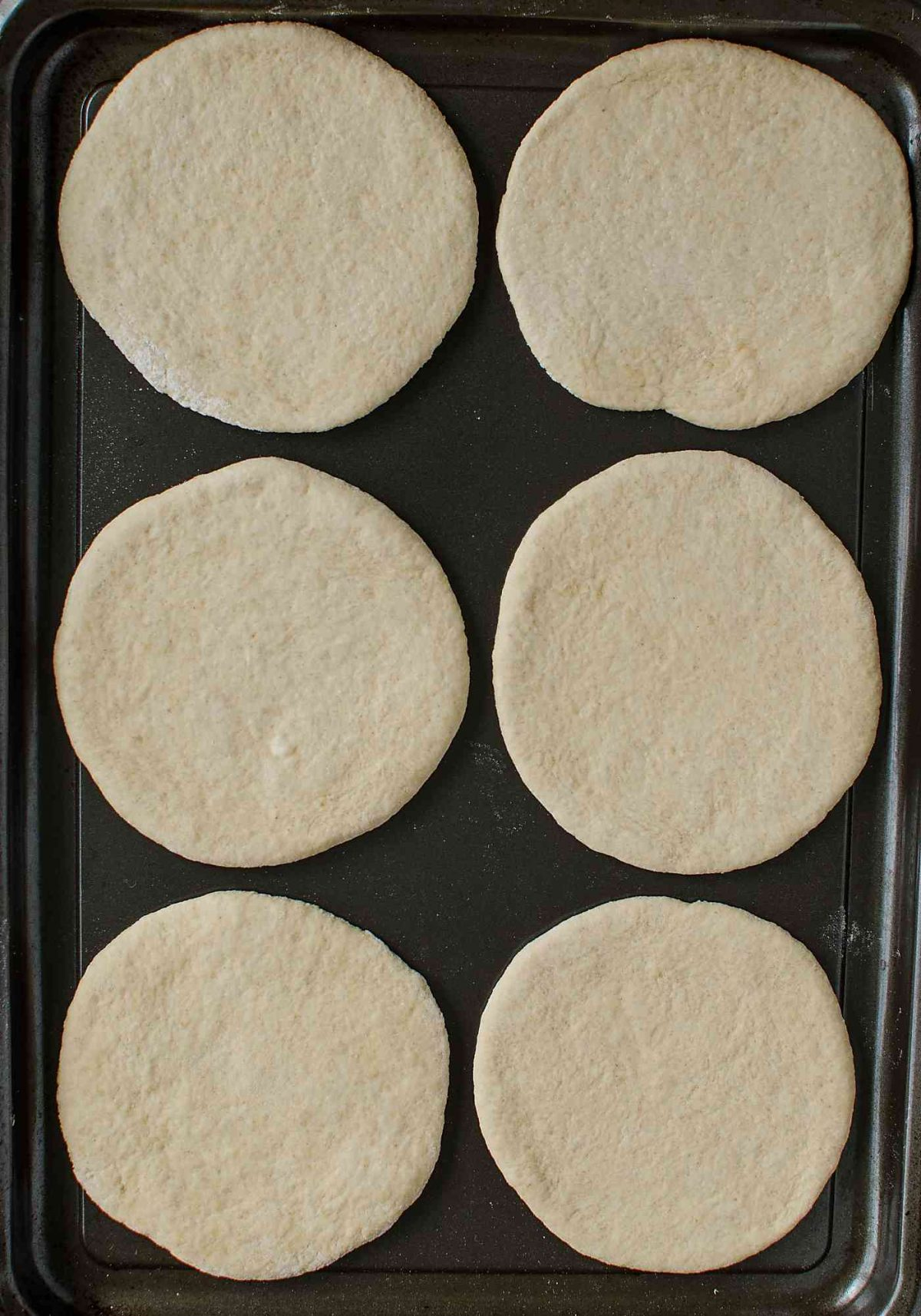 Whole wheat pita bread recipe - to make soft, fluffy, delicious and healthy pita bread at home whenever you want