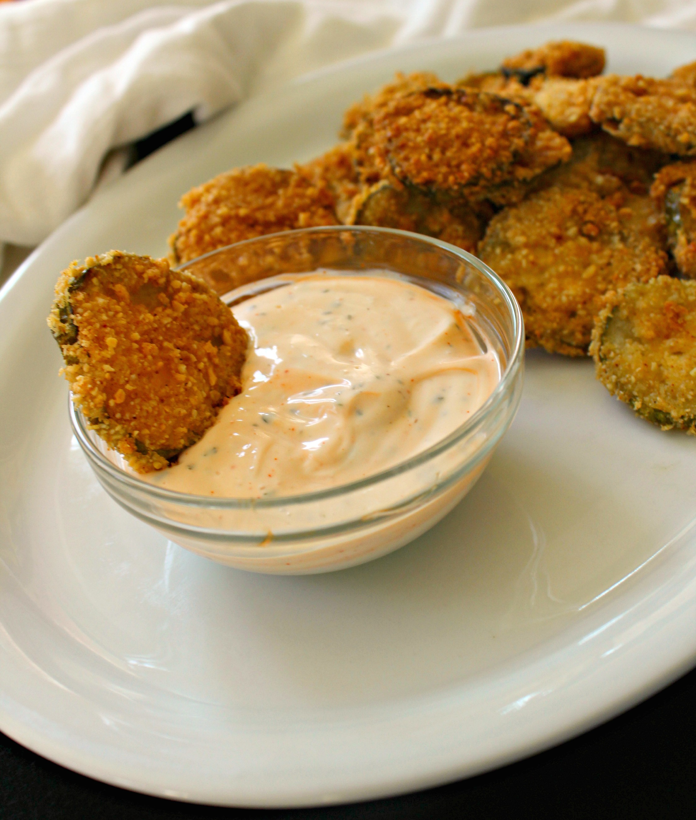 paleo fried pickles 3