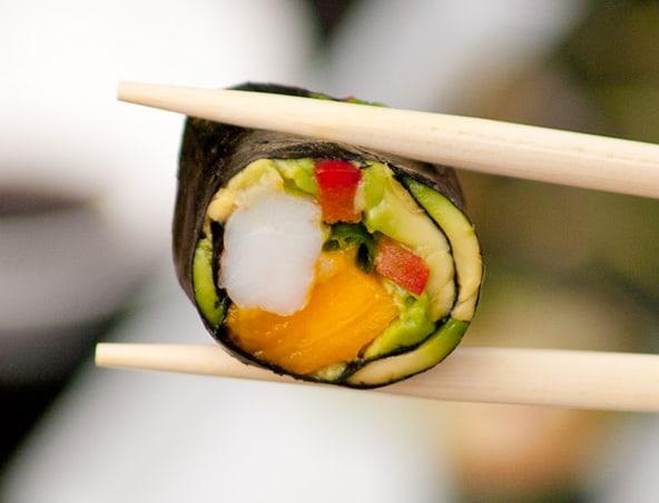 Riceless Soy Free Sushi