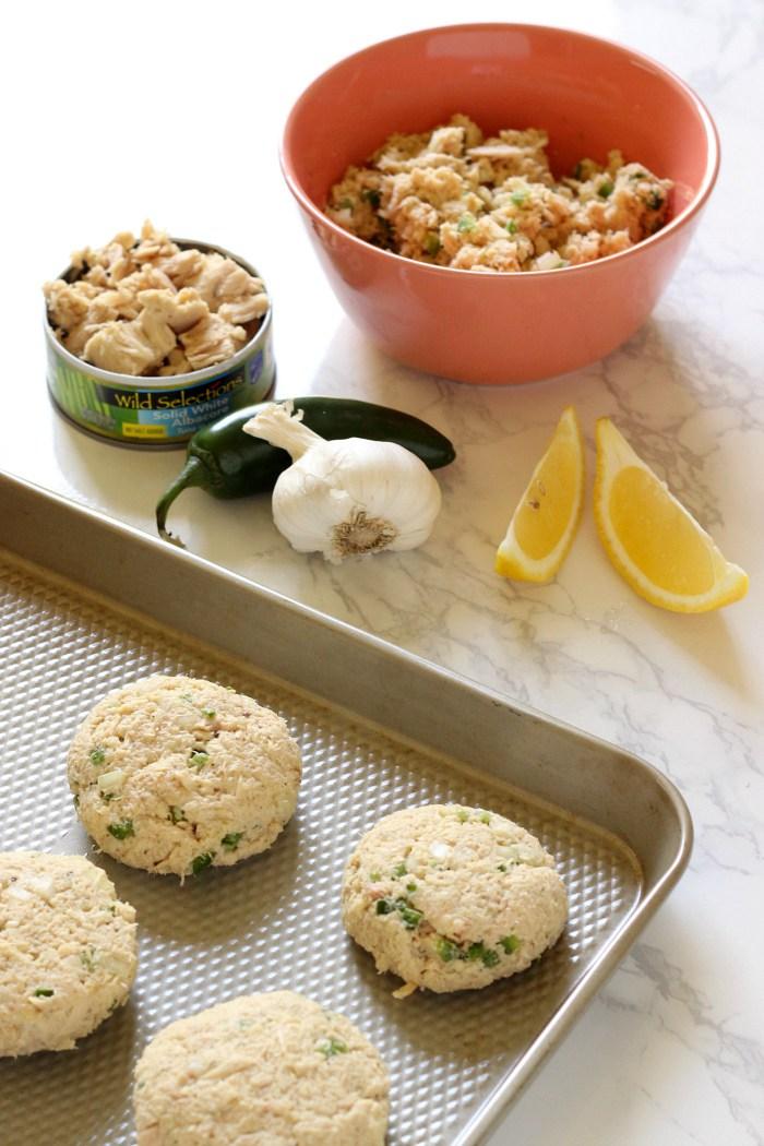 Spicy Tuna Cake Recipe