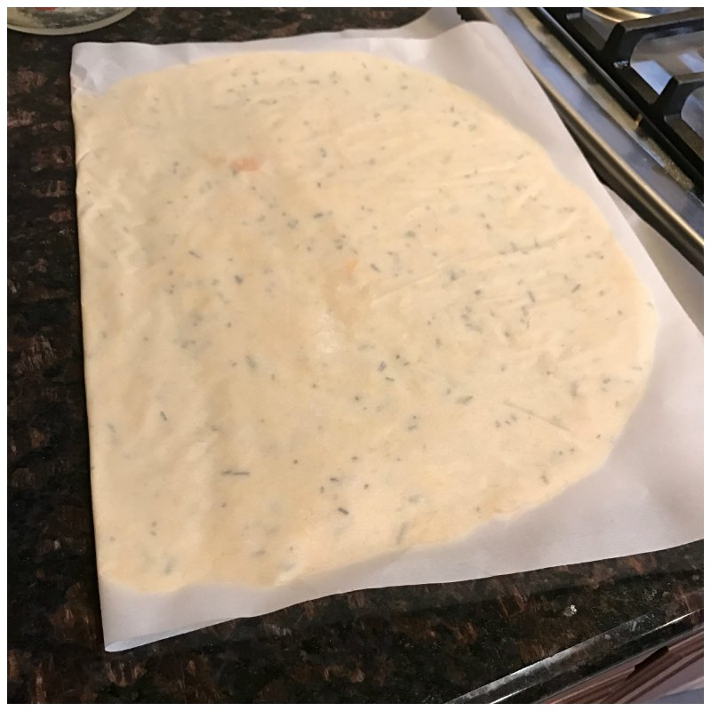 Low Carb Cheese Crackers - Keto Friendly Recipe
