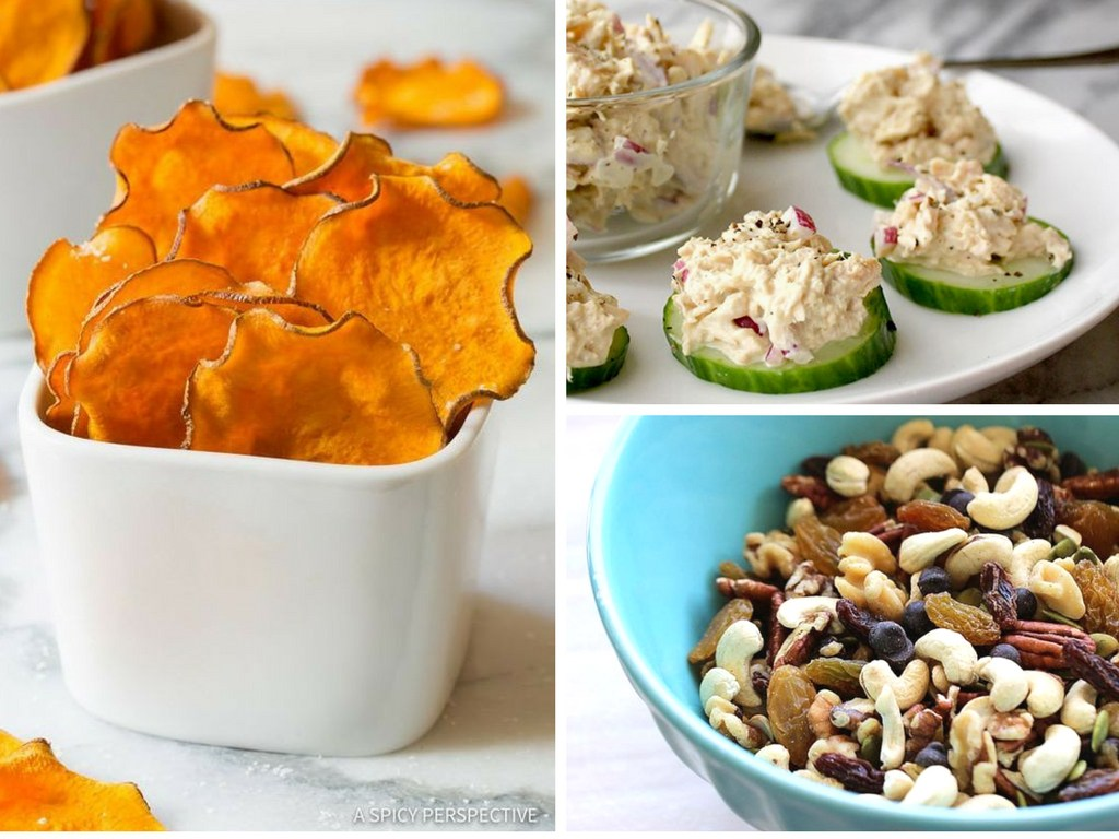 13 Low Carb Paleo Snack Ideas