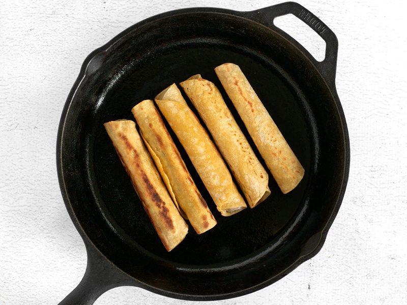 Cook Taquitos